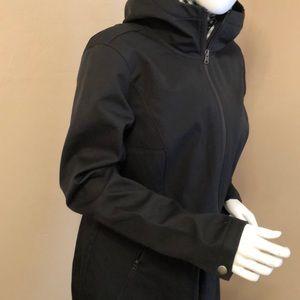 Women's Black tree coat Columbia jacket